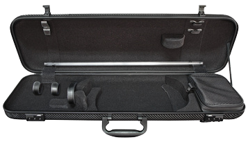 Gewa Idea 1.8 Violin Case Black