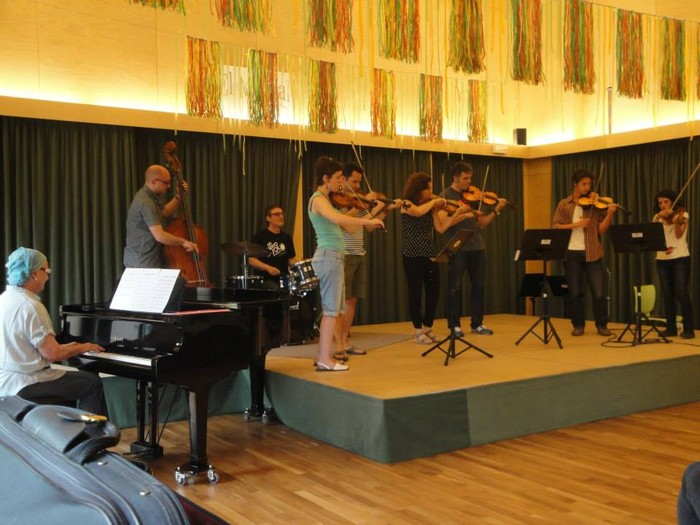 bellaterra fiddle camp