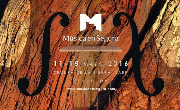 """Curso para cuartetos de cuerda en el Festival """"Música en Segura 2016"""""""