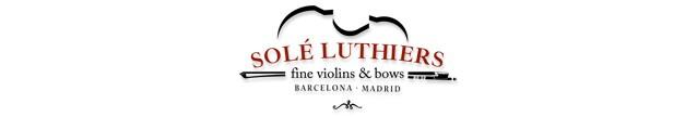 Actuaciones en marzo en Solé Luthiers