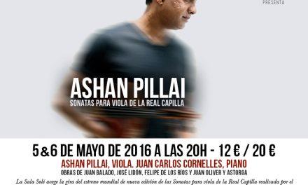 """Recital """"Sonatas de viola para la Real Capilla"""""""