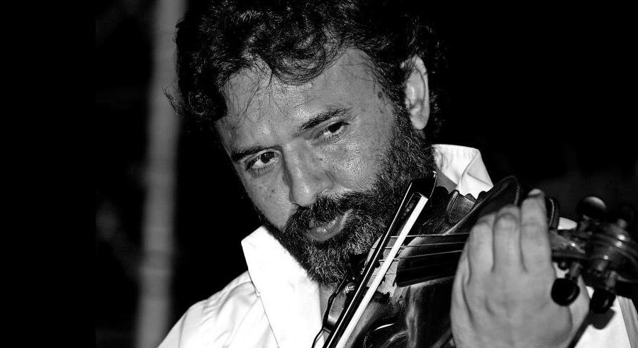 Clase magistral de violín flamenco con Bernardo Parrilla