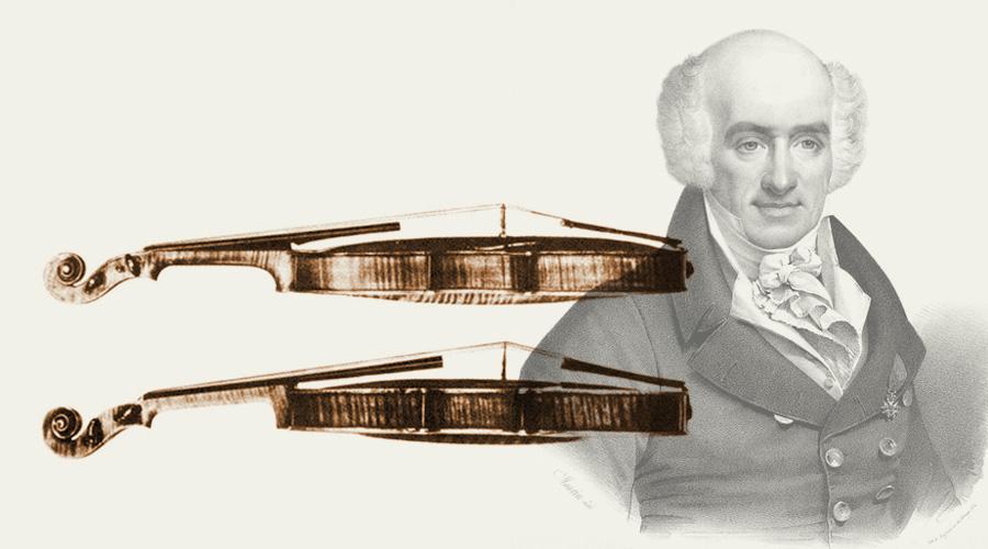 ¿Qué pasó con el violín en el siglo XVIII?