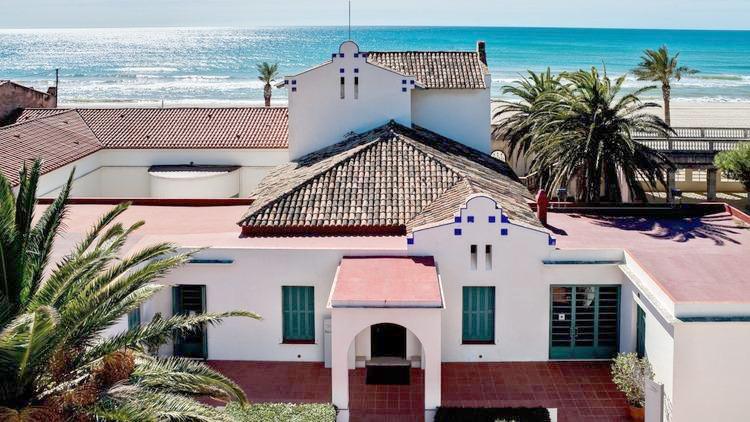 Villa de Pau Casals en El Vendrell