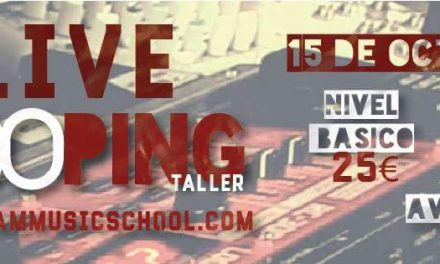 "Taller de ""Live Looping"" en Madrid"
