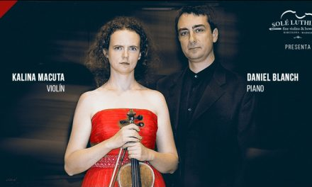 Recital de Kalina Macuta y Daniel Blanch