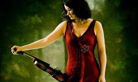 El concierto de violín de Tchaikovski, por Patricia Kopatchinskaja