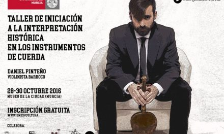 Taller de iniciación a la interpretación historicista en los instrumentos de cuerda.