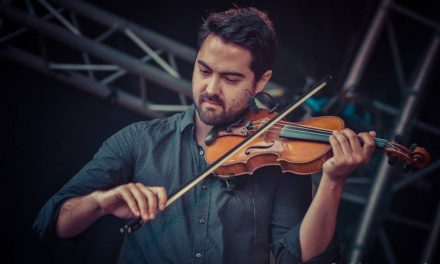 Masterclass de violín jazz por Bastien Ribot