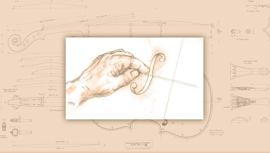 Construcción de violines: nuevo análisis sobre dos técnicas antiguas.