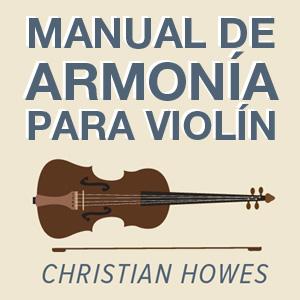 Armonía para violín