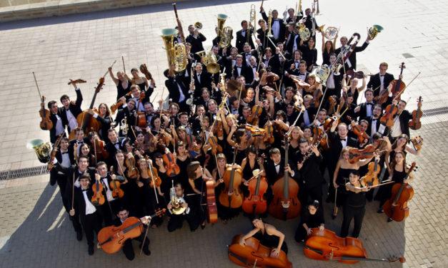 La Joven Orquesta de la Generalitat Valenciana convoca audiciones.