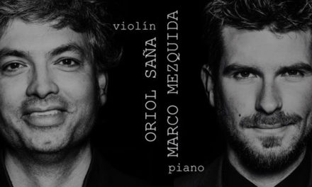 "Recital de Oriol Saña & Marco Mezquida: ""Historical Connections"""