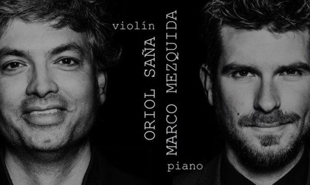 "Recital de Oriol Saña & Marco Mezquida: ""Historical Connections"""