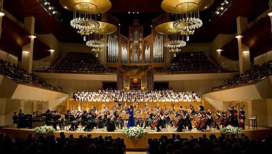 Evento expirado:La Orquesta Juvenil Europea de Madrid selecciona violines