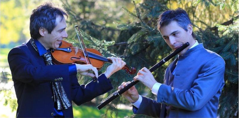 Masterclass de violín y flauta travesera en Logroño