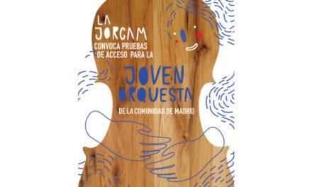 Evento expirado:La Joven Orquesta de la Comunidad de Madrid convoca pruebas para violín y viola