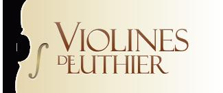 Venta de violines de luthier