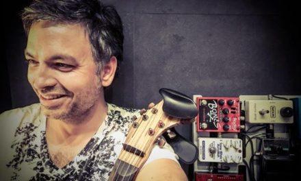 Evento expirado:Masterclass sobre violín eléctrico, por Oriol Saña