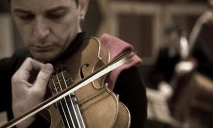 Clase magistral sobre el jazz manouche de Stéphane Grappelli, por Thomas Kretzschmar