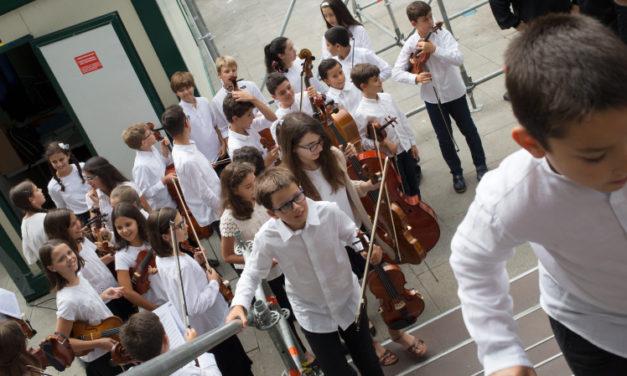 Evento expirado:La Orquesta Sinfónica de Galicia convoca pruebas de acceso a su orquesta de niños