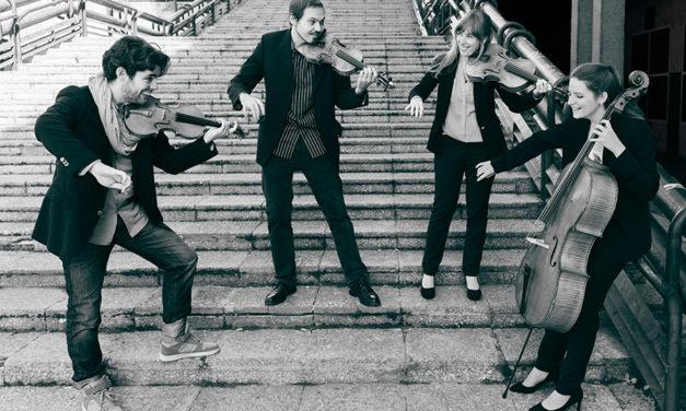 Evento expirado:Concierto del Cuarteto Bauhaus en Violines de Luthier