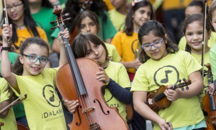 El Programa Musicosocial DaLaNota busca violinistas para su próximo concierto solidario en Madrid
