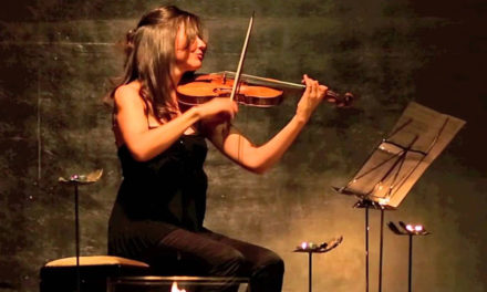 Evento expirado:Masterclass de violín barroco y moderno, con Lina Tur Bonet, en Valencia.