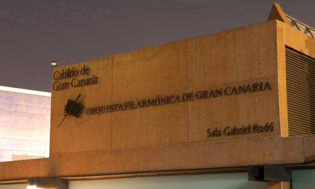 Evento expirado:Audiciones para violín y viola en la Orquesta Filarmónica de Gran Canaria