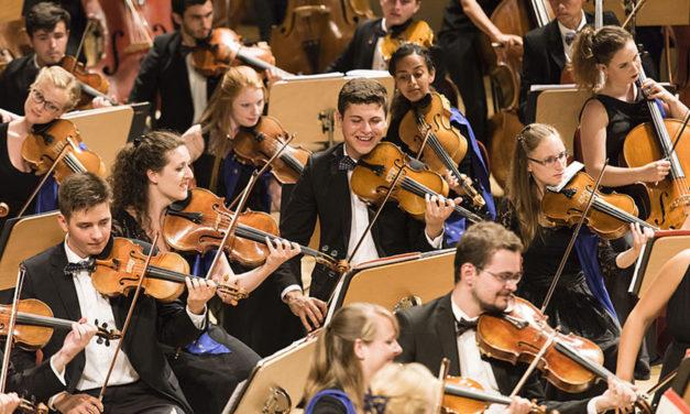 Audiciones de la Joven Orquesta de la Unión Europea 2018