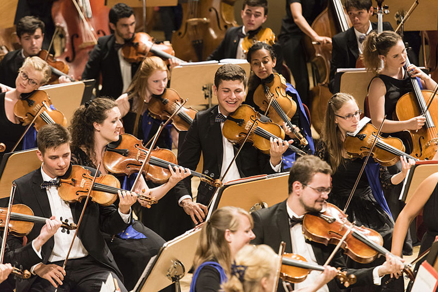 Evento expirado:Audiciones de la Joven Orquesta de la Unión Europea 2018