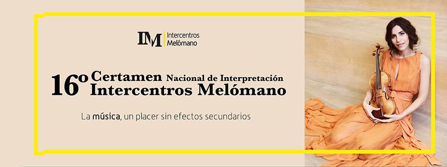 """Evento expirado:Nueva edición del Certamen de interpretación """"Intercentros Melómano"""""""