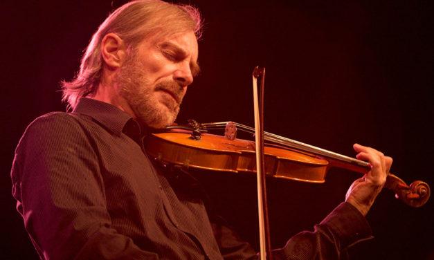 Evento expirado:El histórico violinista Jean Luc Ponty actuará en Madrid