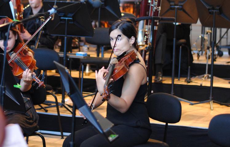 Convocatoria de acceso para la Orquesta Joven de la Sinfónica de Galicia