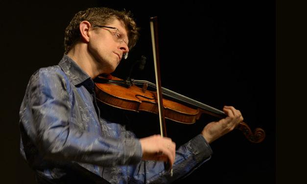 Masterclass de jazz manouche por Tim Kliphuis