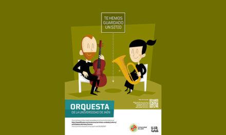 Audiciones para formar parte de la Orquesta de la Universidad de Jaén