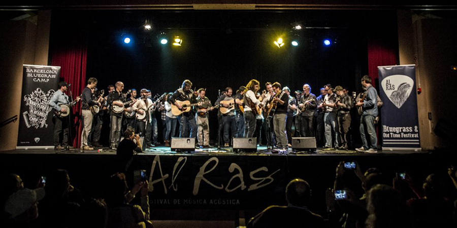 Evento expirado:Ya está aquí el 16 Al Ras Bluegrass & Old Time Festival
