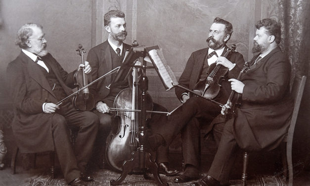 Evento expirado:Historia del cuarteto en siete conciertos