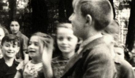 El dolor del holocausto a través de un violín