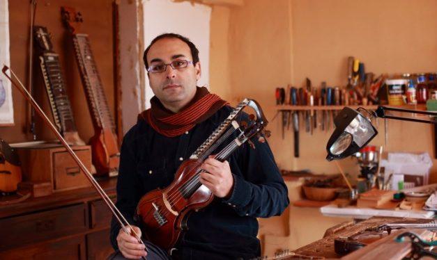 Evento expirado:Taller de Técnicas de improvisación para instrumentos de cuerda frotada