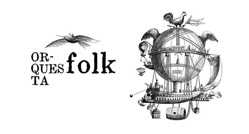 """Nace en Burgos el proyecto """"Orquesta Folk""""."""