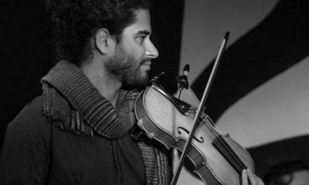 Evento expirado:Clases de violín brasileño por Gabriel Vieira