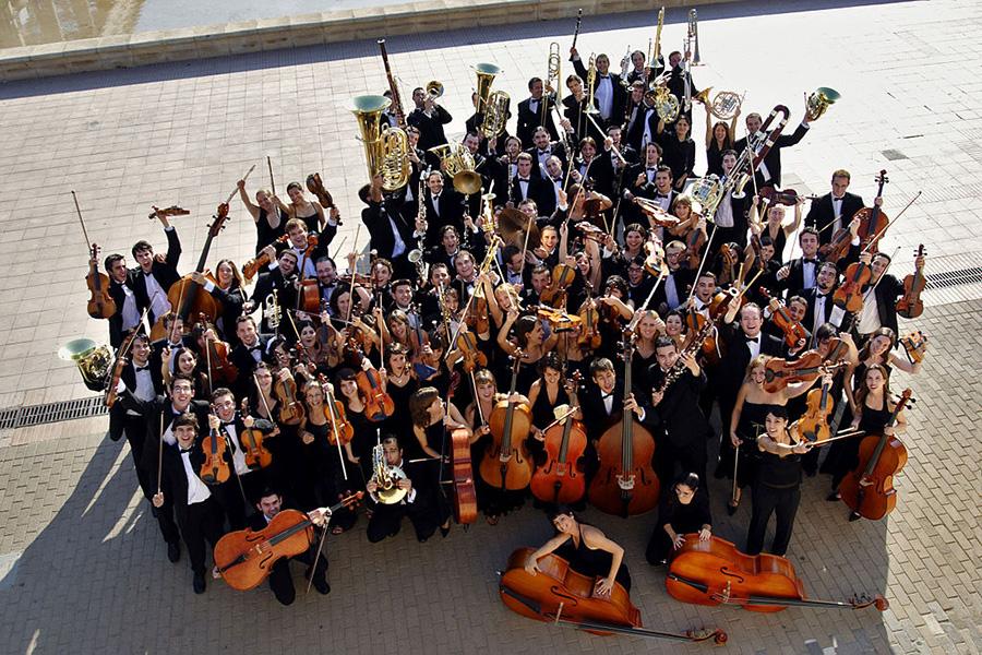 La Jove Orquestra de la Comunitat Valenciana convoca pruebas de acceso