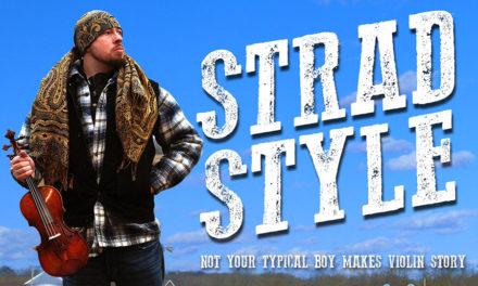 """""""Strad Style"""", o la luthería como obsesión enfermiza."""