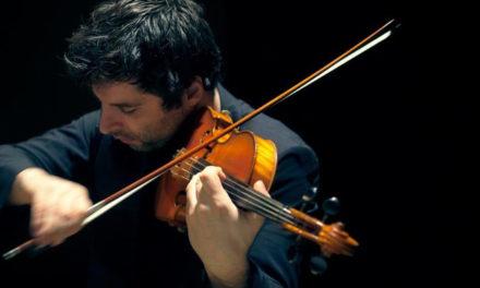 Evento expirado:Masterclass de jazz manouche con Mathias Lévy