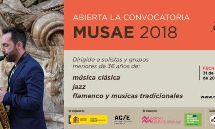Evento expirado:Convocatoria para el programa MusaE, un circuito de conciertos y micro-conciertos en museos.