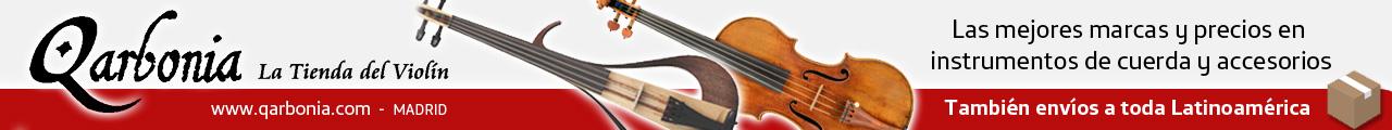 La tienda del violín
