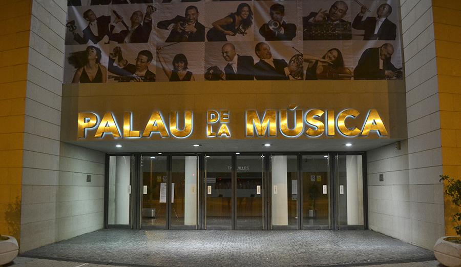 La Orquesta de Valencia convoca audiciones para profesor de violín.