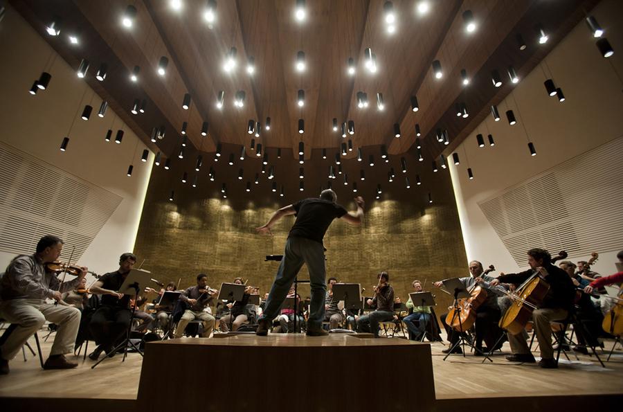 Adda·Simfònica de Alicante selecciona 17 puestos de violín y 7 de viola