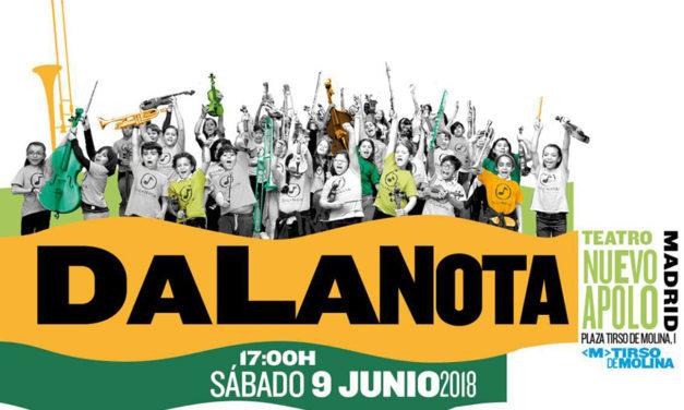La asociación benéfica DaLaNota busca urgentemente violinistas y violas solidarios.